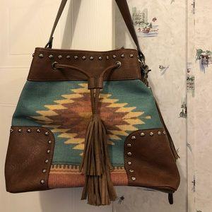 Handbags - Blazin Roxx Concealed Carry handbag